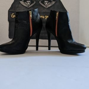 Olsenboye Stiletto Booties